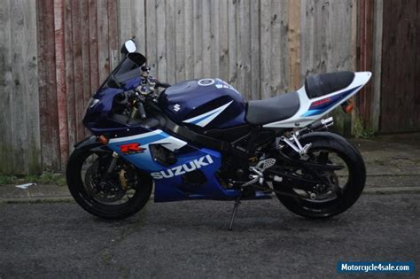 Suzuki 2005 Gsxr 600 2005 Suzuki Gsxr 600 K5 For Sale In United Kingdom