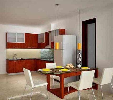 desain dapur dan ruang makan sederhana 23 desain dapur dan ruang makan menyatu rumah impian