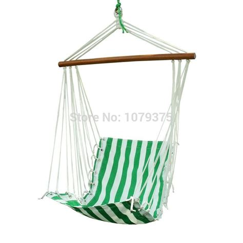 hanging swing chair indoor free shipping canvas hammock hanging chair outdoor rock