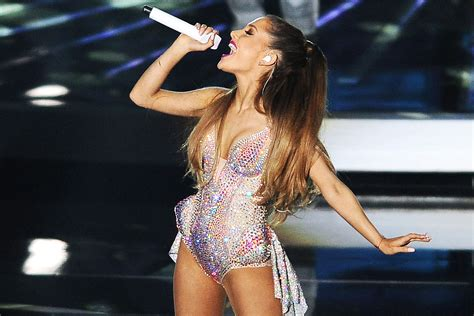 Ariana Grande releases forgettable sophomore album   New York Post