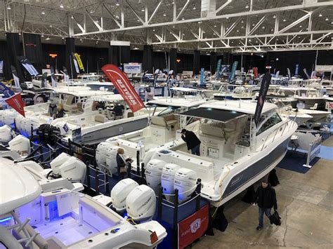 akron boat show cleveland boat show is snowed out farm and dairy