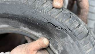 Tire Rot Signs Tire Rot How To Prevent The Problem From Affecting