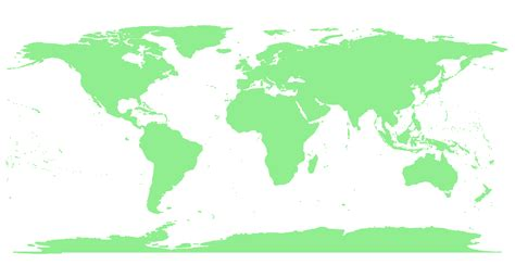 world map clear image plotting beautiful clear maps with r