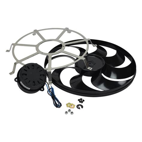 flex a lite electric fan kit flex a lite electric fan blade kit with spider motor mount