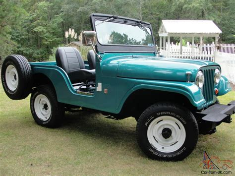 original jeep 1966 jeep cj5 restored 3 owner jeep only 59k original