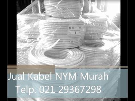 Murah Kabel Nym 2x2 5mm Eterna jual kabel nym murah 02129367298