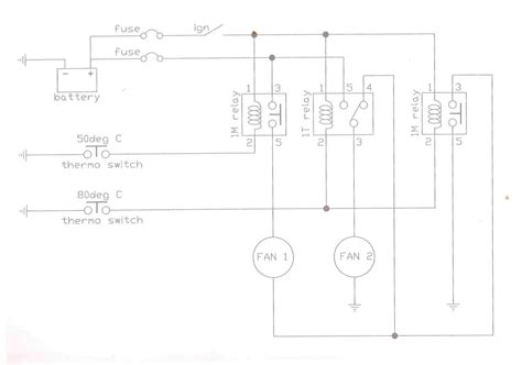 ford au thermo fan wiring diagram 2005 explorer wiring