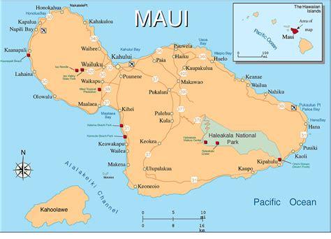 printable road map maui hawaii image gallery molokini map