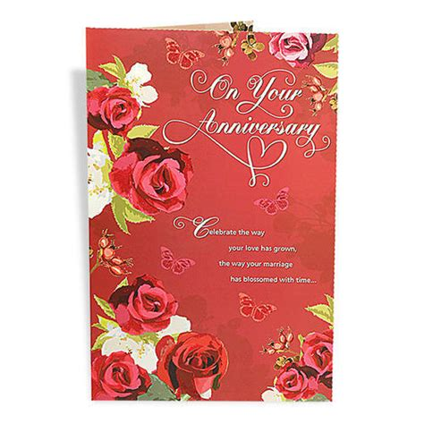 Greeting Cards For Anniversary
