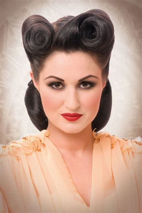 hairstyles for medium length hair pin up why we re all about middy length hairstyles beautiful