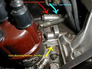 Porsche 356 Engine Serial Numbers Porsche Convertible D Registry 356a History