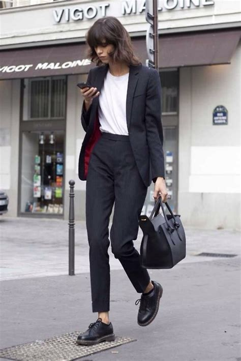 High Heels Fashion Dr Hijau looking sophisticated in a pair of dr martens 1461 shoes pinteres
