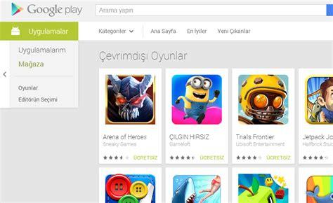 internet istemeyen tablet ve cep oyunlari indir kaydol