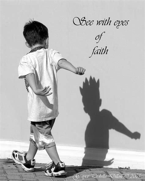 Eye Of The Dillon of faith photograph by grace dillon