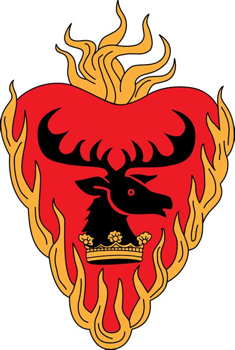 asoiaf stannis baratheon crest by azraeuz on deviantart