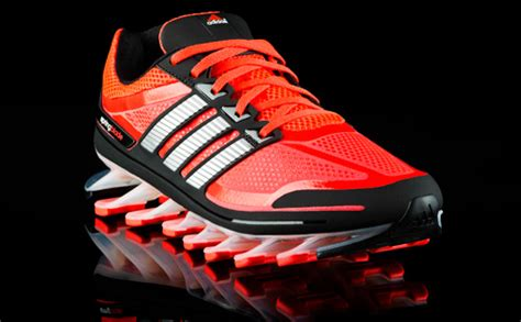 new adidas shoe features plastic springs runner s world