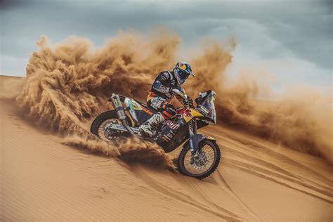Ktm Motorrad Dakar by Dakar Rally Essential Kit For Ktm Team Bikers Video