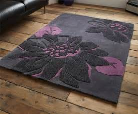 Purple Living Room Rugs by Attractive Large Area Rugs For Living Room 3 Plum