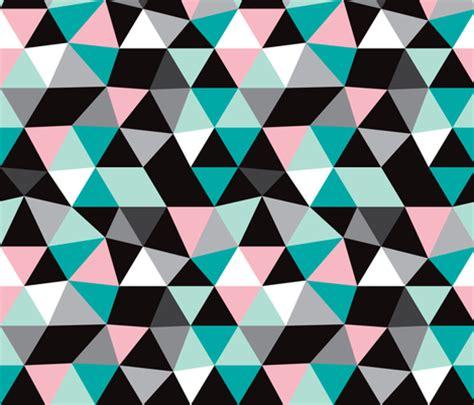 pattern triangle pastel pastel modern geometric triangle pattern extra large