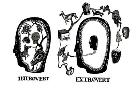extroverted introverts ten things to know introvert palace