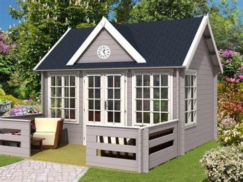 Gartenhaus Gestaltung Innen by Ideen F 252 R Originelle Gartenh 228 User