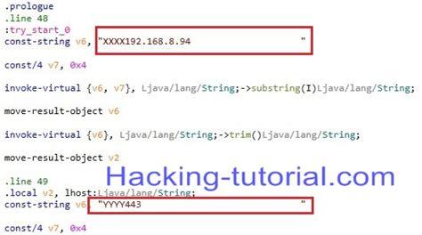 html hacking tutorial ronit samaiyar hacking android phones remotely