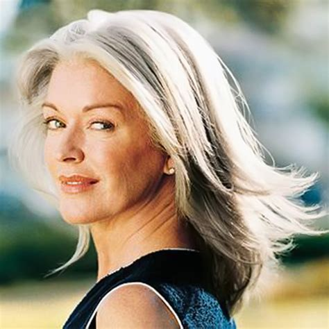 long grey hair styles for women over 50 long hairstyles for women over 50 fave hairstyles