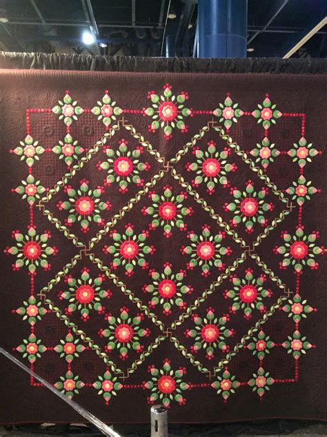 byannelize international quilt festival houston 2015