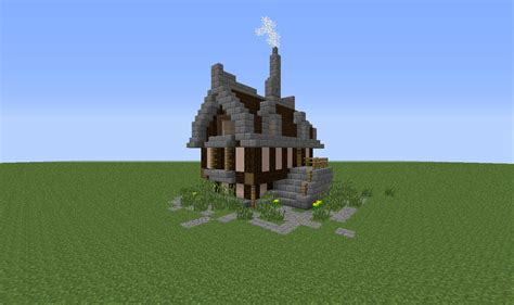 easy house in minecraft a simple elegant minecraft house tutorial bc gb