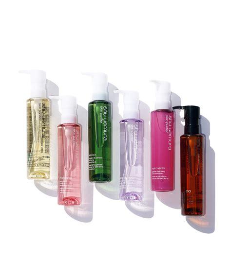 Detox Shu by Shu Uemura Cleansing Oils The Look Book