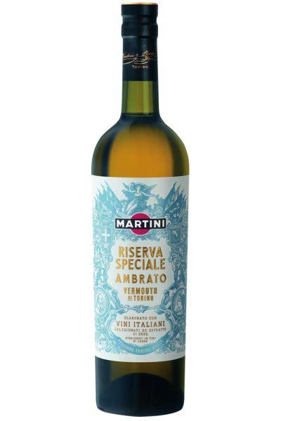 vermouth martini vermouth martini riserva speciale ambrato 75cl bernabei