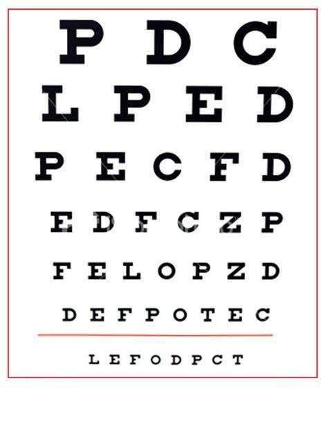 printable eyesight chart printable vision chart birthday doc mcstuffins pinterest