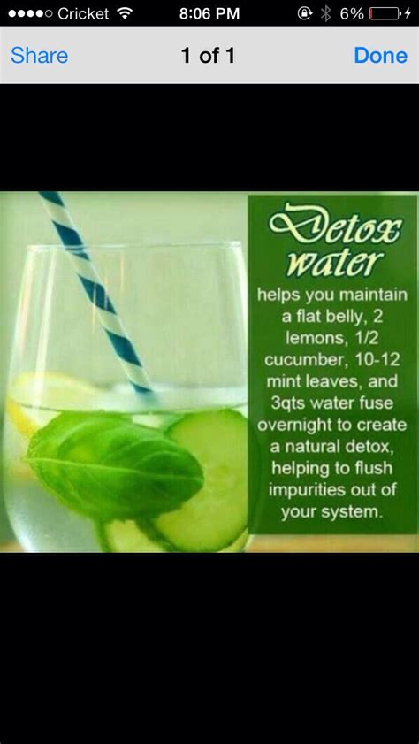 Tummy Water Detox by Flat Tummy Water Trusper