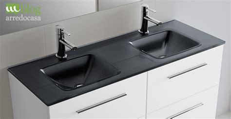 lavabo nero bagno mobili bagno con doppio lavabo pro e contro m