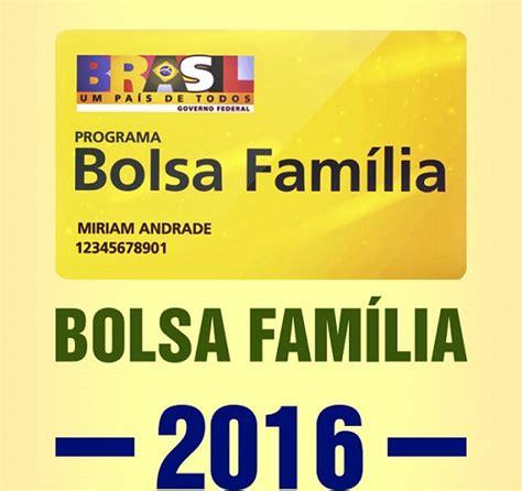 O Calendario Da Bolsa Familia 2015 Calend 225 Bolsa Fam 237 Lia 2016 Cadastro