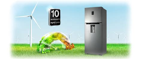Lemari Es Samsung Digital Inverter berapa lama garansi digital inverter compressor samung untuk lemari es