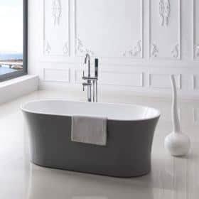baignoire ilot lumineuse baignoire ilot comment choisir mon robinet