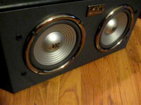 Home Theater Roadmaster image gallery vr3 subwoofer