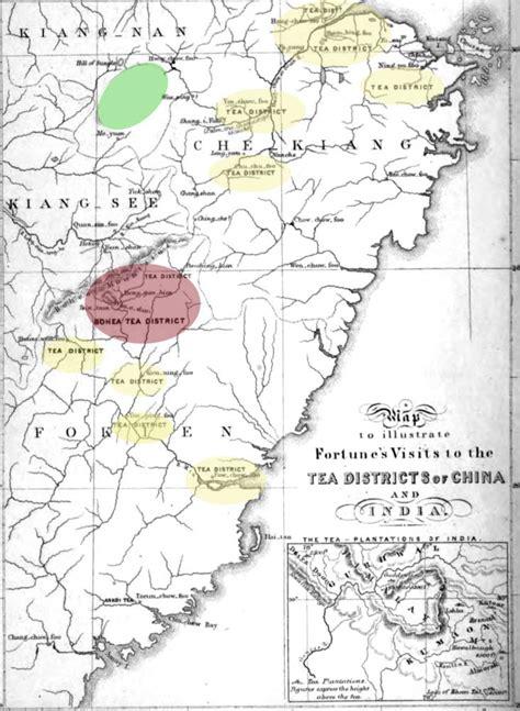a journey to the tea countries of china books 一杯紅茶的代價 5 植物獵人的華麗冒險 故事