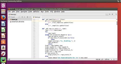 tutorial python in ubuntu how to install pycharm on ubuntu 16 04 python ide for ubuntu