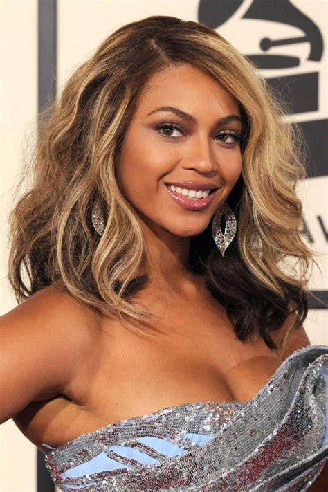 beyonce knowles hair colors beyonc 233 s complete hair transformation eyebrows queen