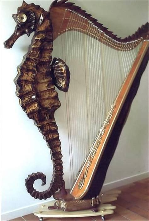 Harmonika Pitch Instrument seahorse harp which is the event here the look or the to tell