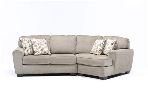 Sectional Sofa With Cuddler by Patola Park 2 Sectional W Raf Cuddler Chaise