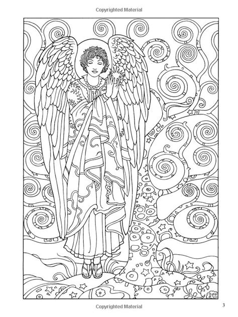 Angel Adult Coloring Pages at GetColorings.com | Free