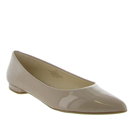 pointy flats shoes nine west shoes onlee pointy toe flat flats