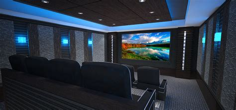 Design Your Own Custom Home Floor Plan home theater design