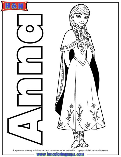 frozen coloring pages momjunction frozen coloring sheets anna color bros