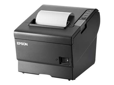 Printer Hp Epson hp epson tm t88v serial usb pos printer d9z52aa aba