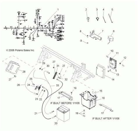 06 polaris ranger 500 wiring diagram wiring diagram with