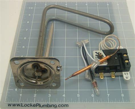 Thermostat Water Heater Ariston ariston 7738002301 element 1440w 220v 7738002302 wired